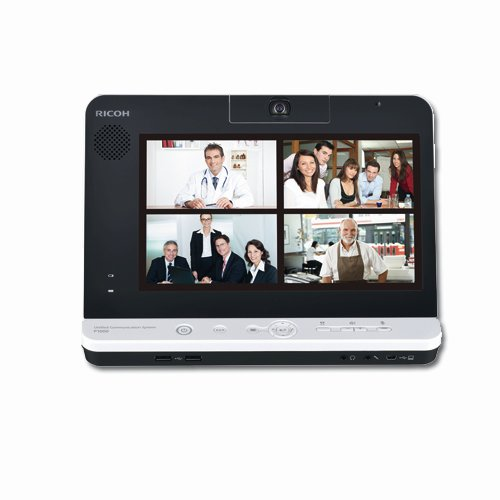 RICOH Mobiles All-In-One-Video- / Konferenzsystem P1000