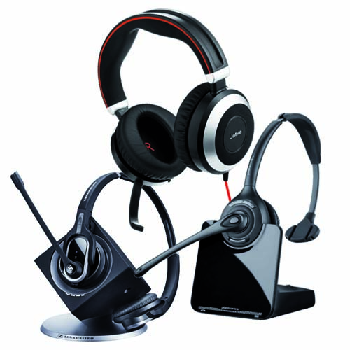 2. Headsets