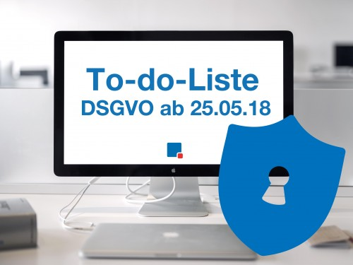 To-do-Liste DSVGO