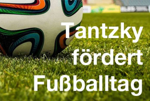 Fußball-Erlebnistag für die Ludwig-Guttmann-Schule