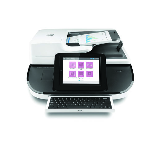 HP Digital Sender Flow 8500 Fn2 Scanner