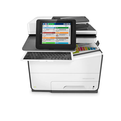 HP PageWide Managed Color MFP E58650z