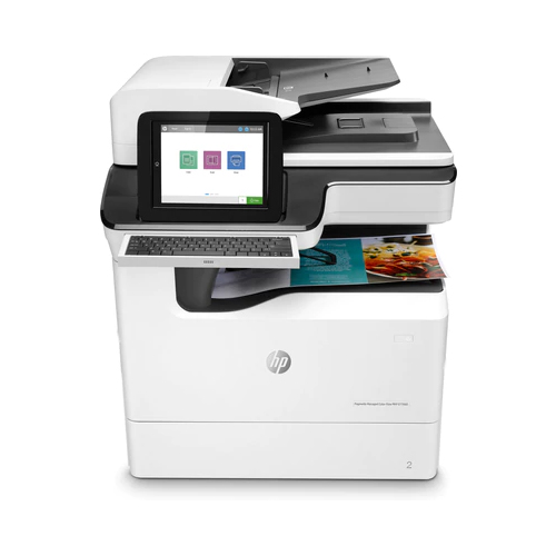 HP Page Wide Managed Color MFP E77650-Serie