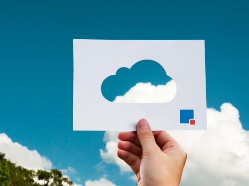 Unbegrenzt, virtueller Speicher für Ihre Daten