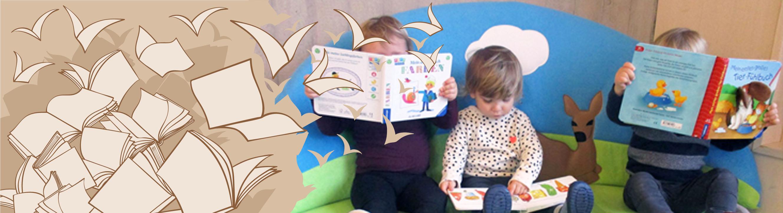 Hilfe mit Herz: Ein Lese-Sofa für die Sternengruppe