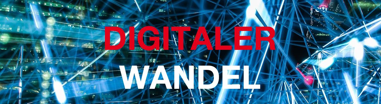 Einladung zum Digitalisierungsabend